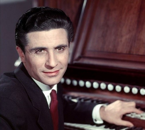 Gilbert Becaud ( 24 October 1927 – 18 December 2001)