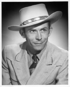 Hank Williams. Singer, songwriter. Died in 1953, at age 29, of heart failure