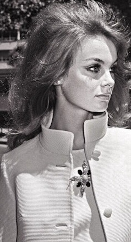 Jean Rosemary Shrimpton, the most beautiful face of 60s.