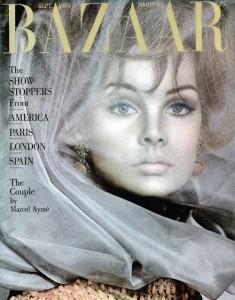 harper bazaar 1964