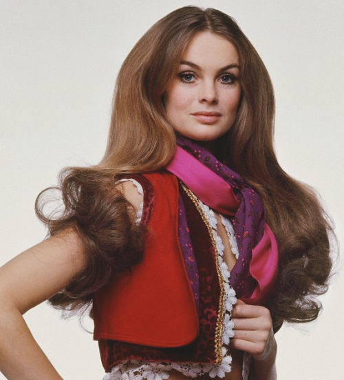 Shrimpton one of the world's first supermodels. She also starred with Paul Jones in the 1967 film Privilege