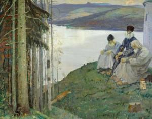 Lisichka (fox), 1914