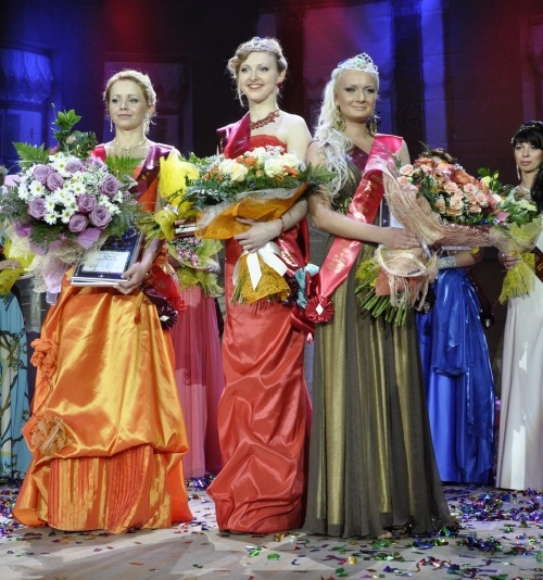 prisons beauty pageants in Russia
