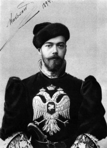 Nicholas 1894