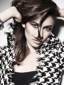 Olga Kurylenko - French actress and model