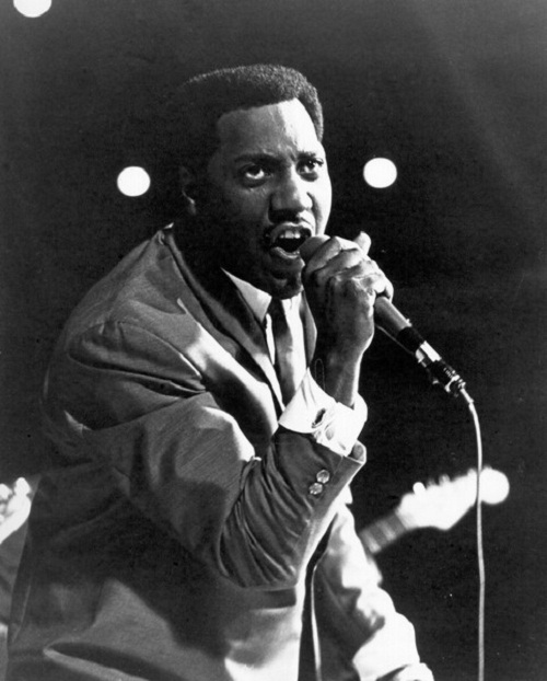 Otis Redding. Singer, songwriter. Died in 1967, at age 26, in a plane crash