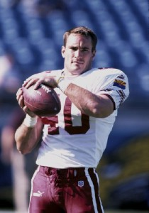 """Pat Tillman. Football player, soldier. Died in 2004, at age 27, by """"friendly"""" fire in Afghanistan"""