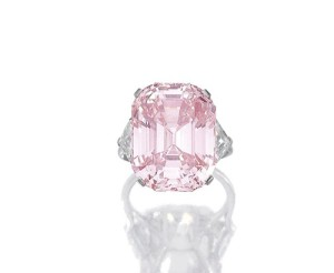 Pink diamond 'Graff Pink'