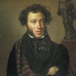 Portrait of Alexander Pushkin, 1827, artist Orest Kiprensky