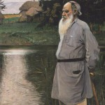 Portrait of Leo Tolstoy, 1907