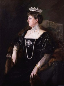 Princess Beatrice, married Princess of Battenberg - a member of the British royal family, the youngest child (the fifth daughter) of Queen Victoria and Prince Albert