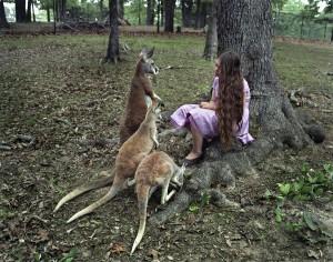 Amelia and animals