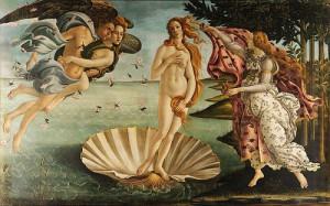 "Sandro Botticelli's ""Birth of Venus"""