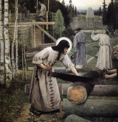 Works of St. Sergius of Radonezh