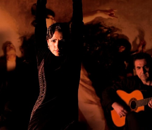 King of flamenco Joaquin Cortes