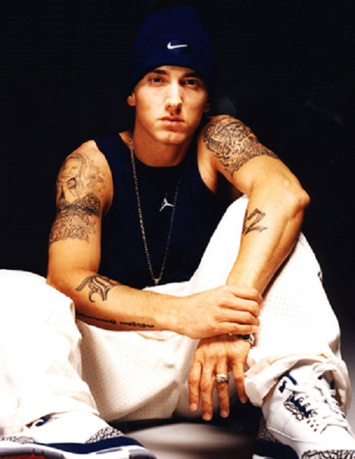 White angel Eminem