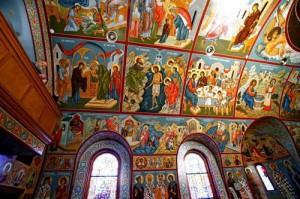 St. Stephen Serbian Orthodox Church in Lackawanna, New York
