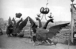 removed from Kremlin eagles, 1935