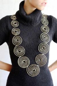 spiral jewelry by Arthur Smith