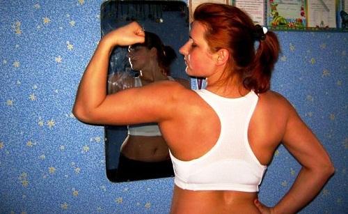 Strongest girl