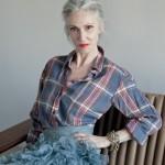 Aging gracefully Linda Rodin