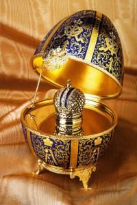 Imperial Twelve Monogram Egg