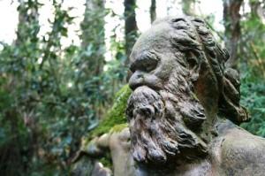 Reserve resembles a stunning sculpture garden