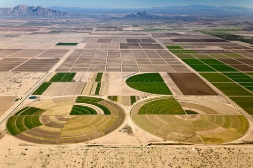Arizona, 2004, Aerial photographs of Alex MacLean
