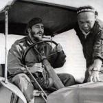 Fidel Castro in Uzbekistan, 1963