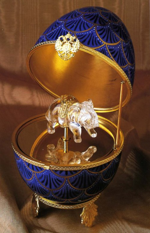 Faberge Imperial Musical Eggs