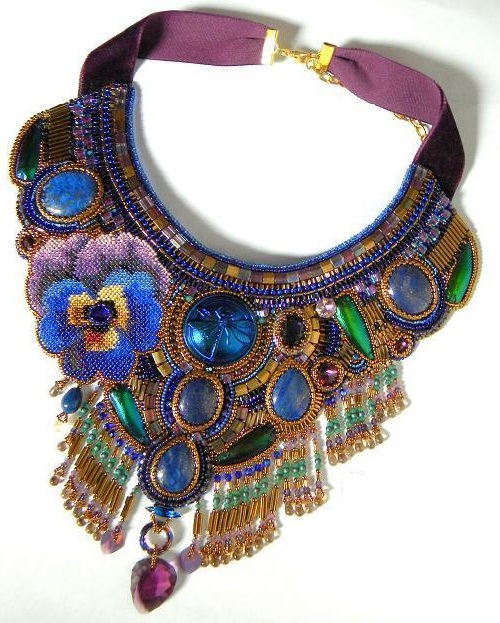Bead Jewelry by Olga Orlova