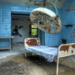 Creepy Abandoned Hospital in Berlin, Germany
