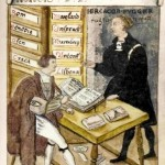 A month later - Matthaus went to work as a clerk in the firm Fugger
