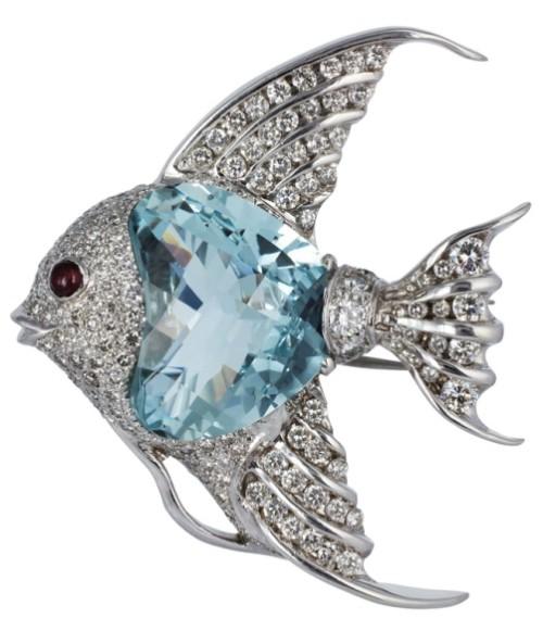 Marine style jewelry