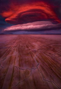 Alvorda Desert, Oregon, USA (photo by Marc Adamus).