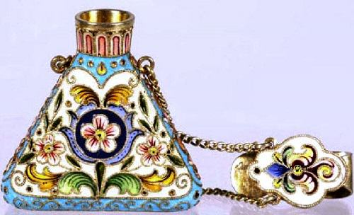 Russian jeweler Feodor Ruckert