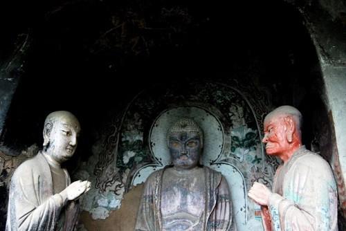 Buddhist complex Maytszishan