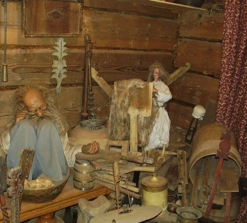 Museum of Russian superstitions