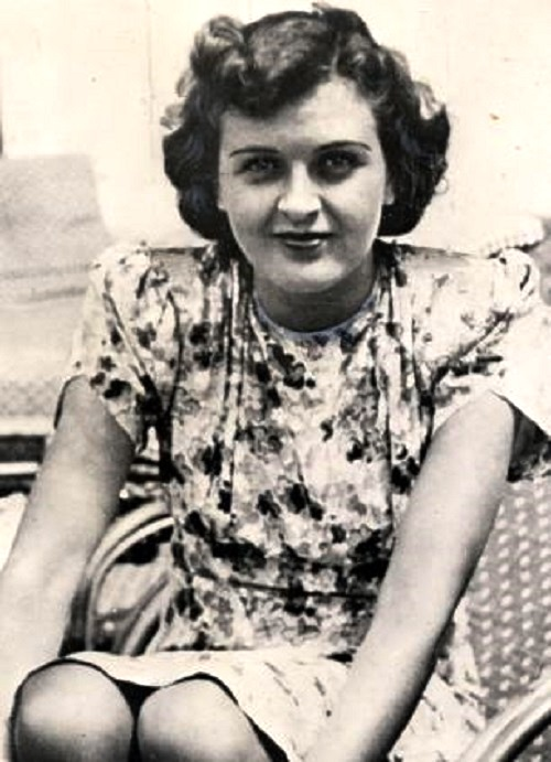 Eva Braun Girlfriend of Adolf Hitler