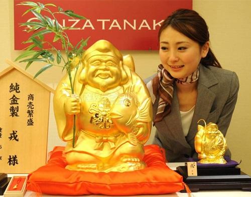 Ginza Tanaka Jewelry brand