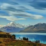 Lake Pukaki, New Zealand (Trey Ratcliff)