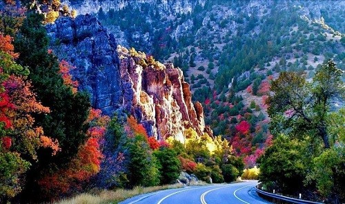 Logan Canyon — Northern Utah
