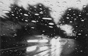 Mulholland Drive. Hyperrealistic pencil drawings by American artist Elizabeth Patterson