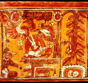 The Mayans used to believe that twins were one soul that had fragmented