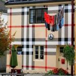 Norway. House of painter Jens Verner Andersen.