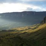 Roraima remained unexplored until 1884