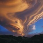 Tararua Mountain Range, New Zealand (Chris Picking)