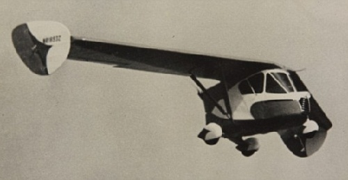 The 1930s Waterman Aerobile was the first simple flying car to successfully be produced (five were built) and flown
