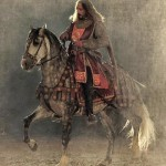 'The Knight'. Ludovic Gortva on Urano