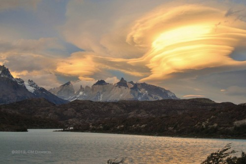 The National Park Torres del Paine, Chile (Christopher Dawson)